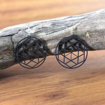Σκουλαρίκια Triangle