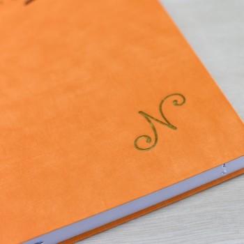 Ατζέντα 21 Orange