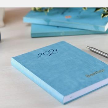 Ατζέντα 21 Turquoise