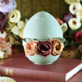 Παστέλ μέντα αυγό κεραμικό ανοιγόμενο