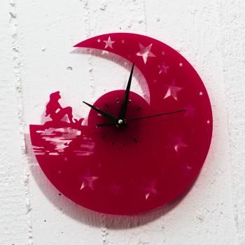 Clock mermaid